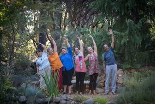 Recent Rejuvenation Retreat for Cancer Patients - Ananda
